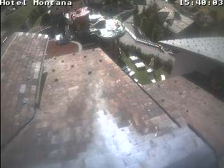Livigno webcam: Teola - Hotel Baita Montana