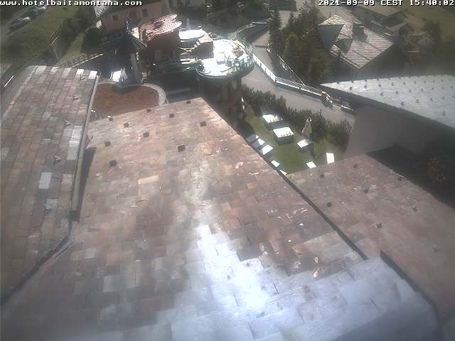 Webcam Teola Livigno SO - Hotel Baita Montana